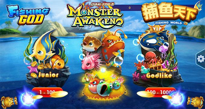 Fakta Menarik Permainan Fishing Game Online